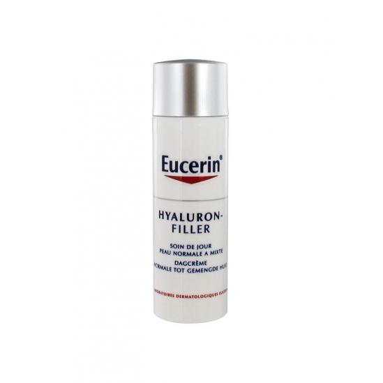 Eucerin Hyaluron-Filler Soin de Jour Peau Normale à Mixte 50 ml