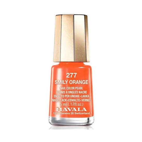 Mavala Vernis à Ongle Mini 277 Smily Orange 5ml