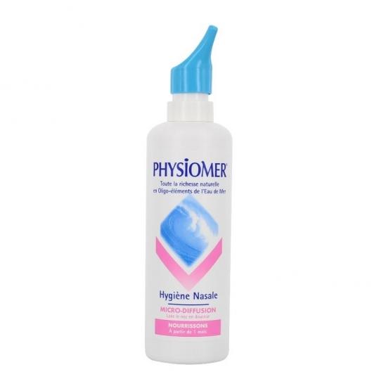 PHYSIOMER Solution nasale pour nourrisson 115ml
