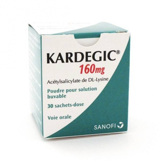 Kardegic 160mg 30 sachets