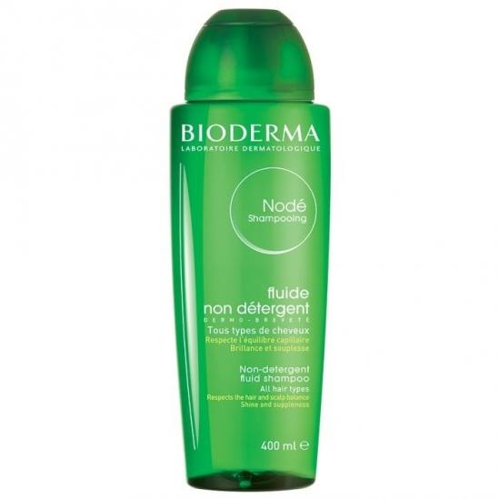 Bioderma Nodé Shampooing Fluide Non Détergent 400 ml