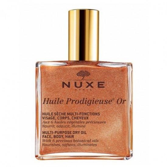 Nuxe huile prodigieuse or 100ml