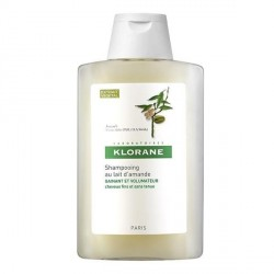 Klorane Shampooing Volumateur au Lait d'Amande 400ml