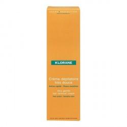 Klorane Crème Dépilatoire à l'Amande Douce 150ml