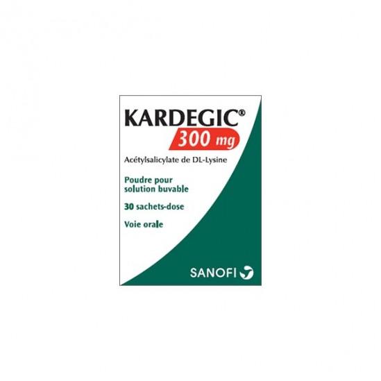 Kardegic 300mg poudre 30 sachets