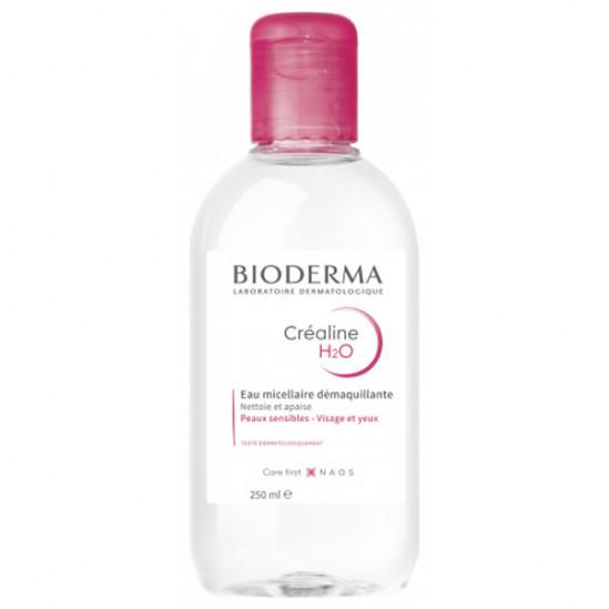 Bioderma créaline H2O 250ml