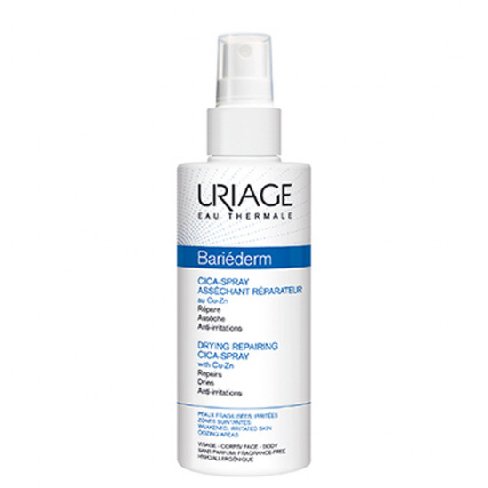 Uriage bariéderm cica-spray 100ml