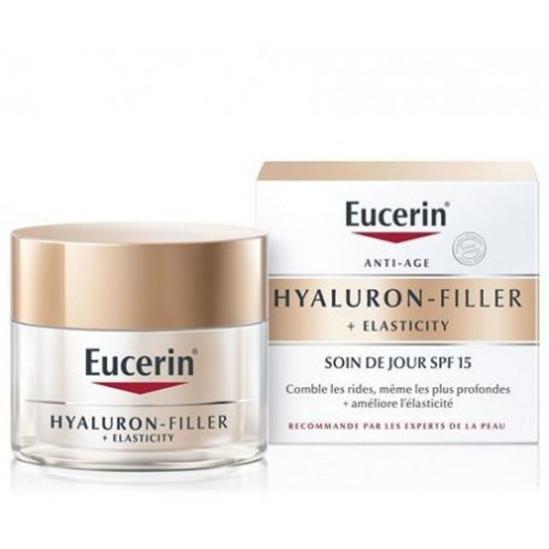 Eucerin hyaluron filler elasticity soin de jour spf15 50ml