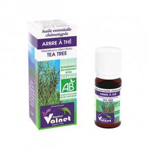 Docteur valnet huile essentielle d'arbre à thé bio 10ml