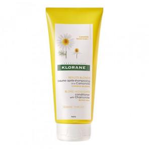klorane crème illuminatrice après-shampooing camomille 150ml