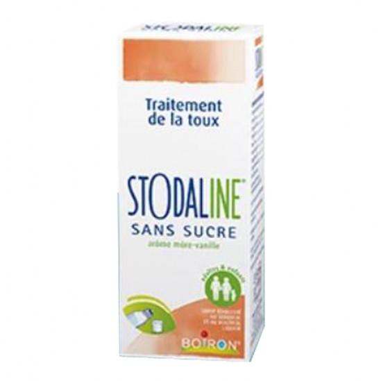 Boiron stodaline sans sucre sirop 200ml