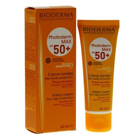 Bioderma Photoderm max crème teintée spf 50+ 40ml
